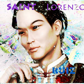 Suzanne Silvir - Saint Lorenzo Ruiz of the Philippines