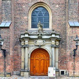 Saint Peter's Church, Copenhagen, Denmark by Catherine Sherman