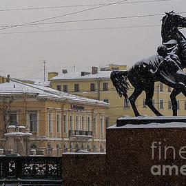 Saint Petersburg # 2. by Alexander Vinogradov