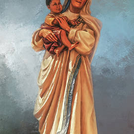 Donna Kennedy - Saint Teresa of Calcutta