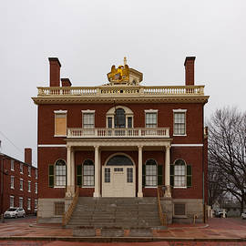 Jeff Folger - Salem Custom House