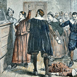 Salem Witch Trials - American School