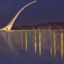 Alexander Sydney - Samuel Beckett Bridge