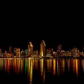 San Diego by Bill Gallagher