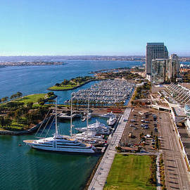 San Diego By Day by Glenn McCarthy Art and Photography