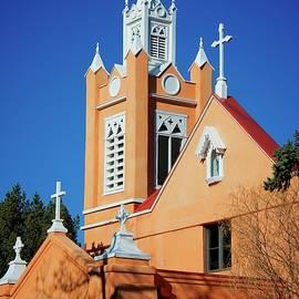 Flying Z Photography By Zayne Diamond - San Felipe de Neri Church, Albuquerque, New Mexico