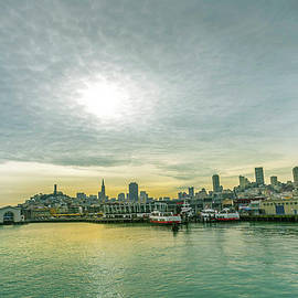 Louloua Asgaraly - San Francisco Bay