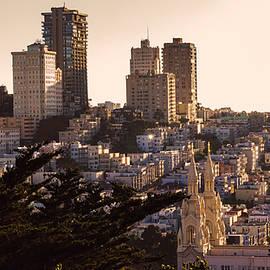 Nisah Cheatham - San Francisco Light