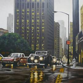 Michael Frank - San Francisco Streets