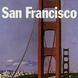 Daniel Hagerman - SAN FRANCISCO TRAVEL  c. 1960