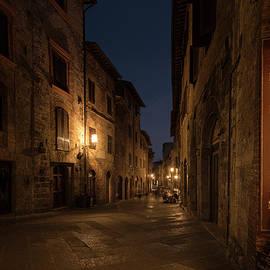 San Gimignano Bore - Niall Whelan