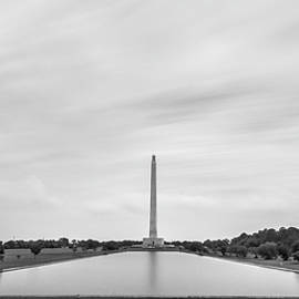 San Jacinto Monument Long Exposure by Todd Aaron