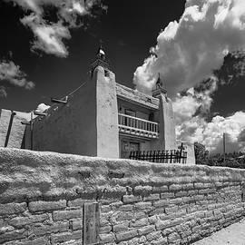 San Jose de Gracia And Wall by Steven Ainsworth