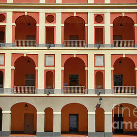 San Juan Architecture by Mariola Bitner