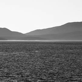 Dan Sproul - San Juan Islands Black And White