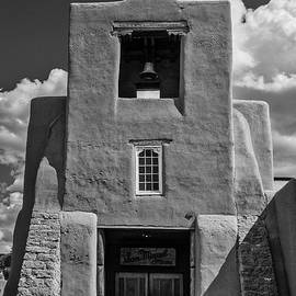 San Miguel Mission Black And White - Garry Gay