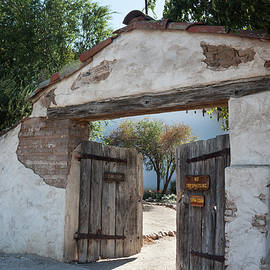 Suzanne Gaff - San Miguel Mission Cemetery