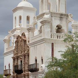 San Xavier del Bac by Teresa Wilson