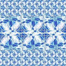 Sand Dollar Delight Pattern 6 by Monique Faella