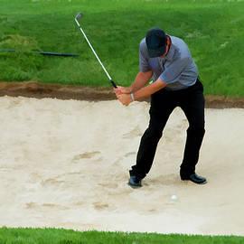 Sand Trap by Dan Friend