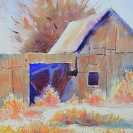 Sanderson Barn I by Marsha Reeves