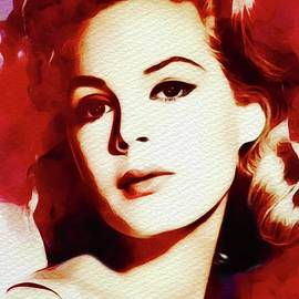 Sandra Dee, Vintage Movie Star - John Springfield