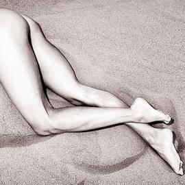Amyn Nasser - Sandy Dune Nude - The Cross