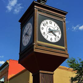 Denise Mazzocco - Sanford Town Square Clock
