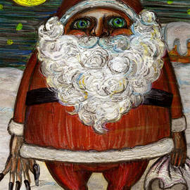 Akiko Okabe - Santa Claus By Akiko
