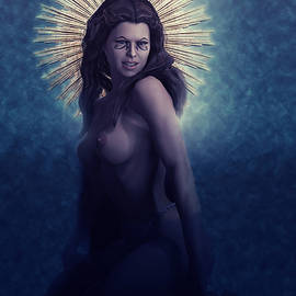 Joaquin Abella - Saint Blue Cleopatra