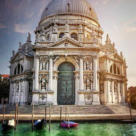 Santa Maria Della Salute - Venice  - Carol Japp