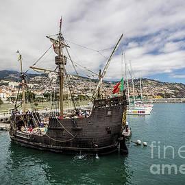 Liesl Walsh - Santa Maria In Funchal, Madeira, Portugal