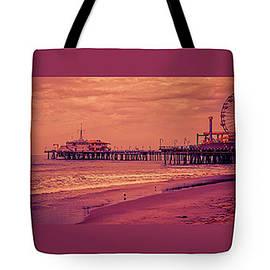 Santa Monica Pier - 36 by Gene Parks