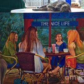 Saphira and the Nice Life by AnnaJo Vahle