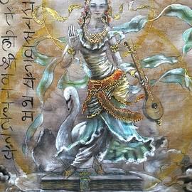 Silk Alchemy - Saraswati