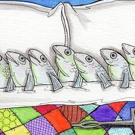 Sardines by Julie McDoniel