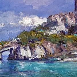 R W Goetting - Sardinia II