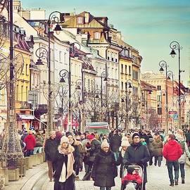 Slawek Aniol - Saturday Afternoon Walk, Warsaw