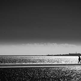 Giuseppe Milo - Saturday morning - Dublin, Ireland - Black and white street photography