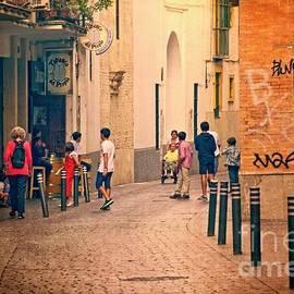 Mary Machare - Saturday Morning - Seville