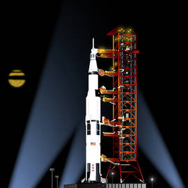 Joe Roselle - Saturn V