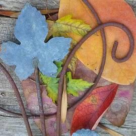 Anne Ditmars - Saving Bits of Autumn