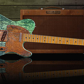 WB Johnston - Swampcaster Deluxe