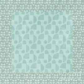 Edward Fielding - Scandinavian Quilt Pillow Design 1