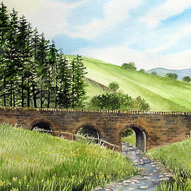 Farida Greenfield - Scawgill Bridge