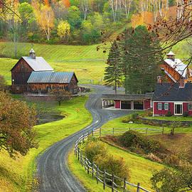 Simmie Reagor - Scenes of Sleepy Hollow Farm #2