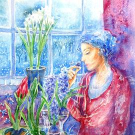 Trudi Doyle - Scent of Hyacinths