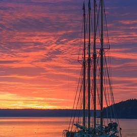 Henk Meijer Photography - Schooner The Margaret Todd