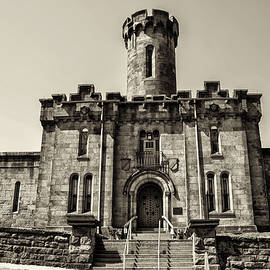 Bill Cannon - Schuylkill County Prison Where The Mollie Maguires Were Executed