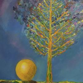 Anda Gheorghiu - Scintillating tree